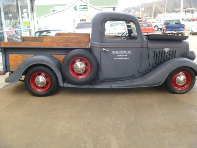 nice 1935 ford pick up for sale on ebay 22 usd bigbolt101. Black Bedroom Furniture Sets. Home Design Ideas