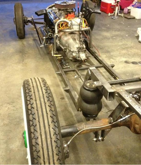 The Way We Should Recycle Cars…1928 Ford Rat Rod