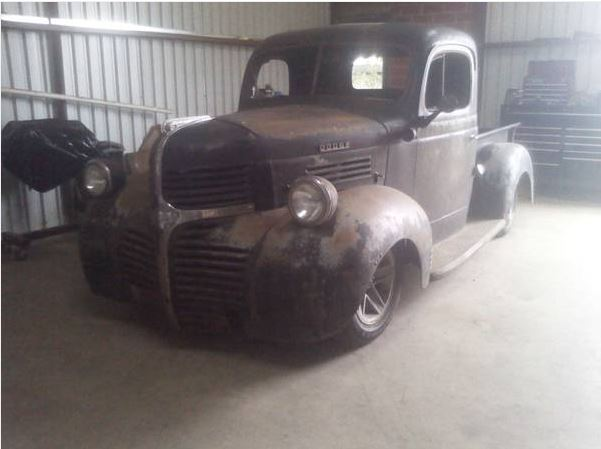 Craigslist Com Austin >> Quick Snapshot On A Build; 1947 Dodge Pick Up | BIGBOLT101