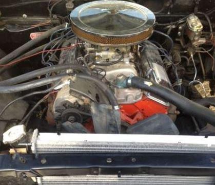 71 Nova engine