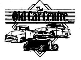 old car centre logo