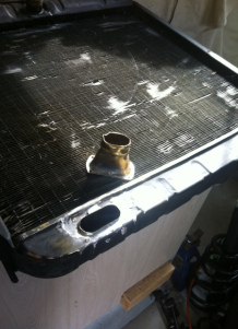radiator-and-nozzle